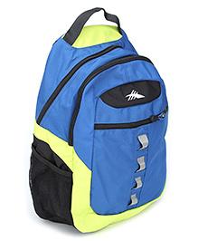 High Sierra School Bag With Side Pockets - Blue - 21 x 30 x 46 cm