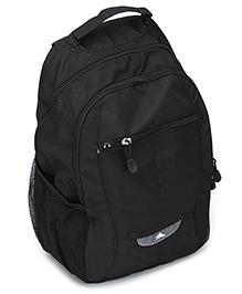 High Sierra Back Pack With 1 Side Pocket - Black