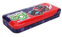 Angry Birds GO Pencil Box - Red And Purple
