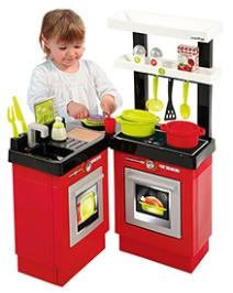 Ecoiffier Pro Cook Modern Kitchen