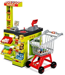 Smoby Supermarket Children Play Set