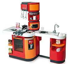 Smoby Cook Master Kitchen - Red
