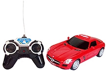 Majorette Remote Control Mercedes Benz - Red