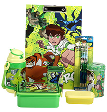Ben 10 Back To School Kit 6pcs