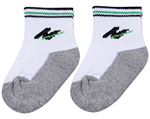 Cute Walk Dual Color Sports Socks