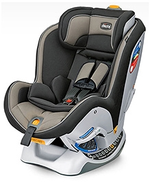 Chicco NexTFit Convertible Car Seat Mystique - Grey and Black