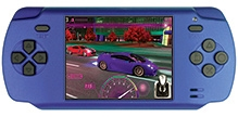 Asian Games PSP 8 Bit Genius - Blue