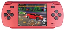 Asian Games PSP 8 Bit Genius - Red
