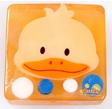 EZ Life Kids Glycerine Dainty Duck Bar Soap - 100 gms