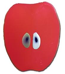 Glycerine Fruit Soap - Rejuvinating Red Apple