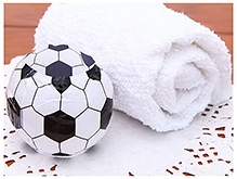 EZ Life Sports Theme Re Usable Magic Towel - Football