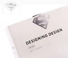 EZ Life Bookmark - Superman