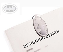 EZ Life Bookmark - Batman