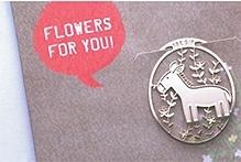 EZ Life Bookmark - Pony