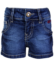 Gini & Jony Denim Shorts - Light Blue