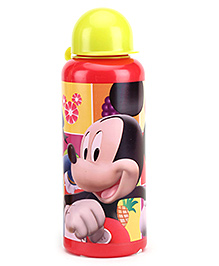 Mickey Mouse And Friends Sipper Water Bottle - 440 ml
