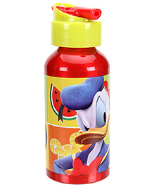 Micky Mouse And Friends Water Bottle - 400 ml