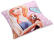 Steffi Love Square Shape Cushion - Sweet Puppy Print