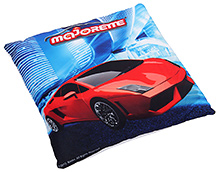 Majorette Square Shape Super Racer Cushion