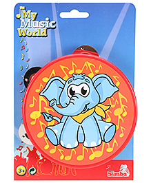 Simba My Music World Tambourine