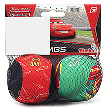 Simba Disney Cars 2 Print Water Bombs - 2 Bombs