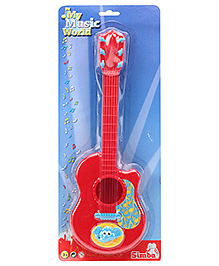 Simba My Music World Guitar Guitar - Red