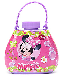 Simba Handbag Minnie Mouse Plastic Bubble Pink - 200 ml