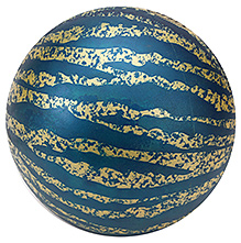 John Vinyl Play Ball Melon Deflated - 8.5 Inches