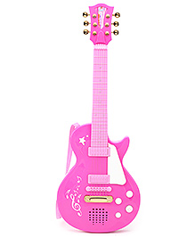 Simba My Music World Girls Rock Guitar - Pink