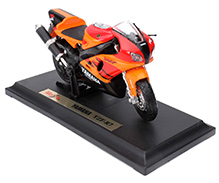 Maisto Yamaha YZF-R7 Motorcycle - Orange