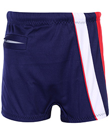 Veloz Swimming Trunk With Drawstring - Navy Blue