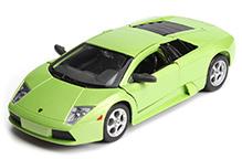 Maisto Metal Kruzerz  Lamborghini Murcielago - Green