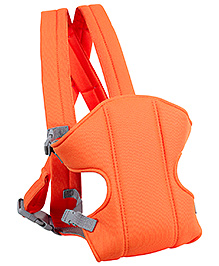 Fab N Funky Baby Carriers With Padded Shoulder Straps - Orange