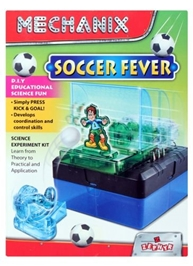 Zephyr - Mechanix Soccer Fever