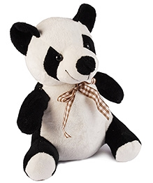 Soft Buddies Panda Soft Toy With A Bow