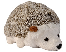 Soft Buddies Hedgehog Soft Toy - Brown