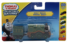 Thomas & Friends Emily Emilie Collectible Railway - Dark Green
