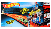 Hotwheels Super Long Drag Race Ultimate
