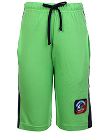 Taeko Track Pant With Drawstring - Green