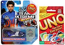Hotwheels UNO Fast Fun For Everyone!