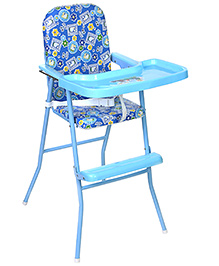 Infanto High Chair - Sky Blue
