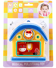 Mee Mee Musical Pullstring Toy