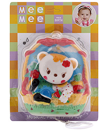 Mee Mee Musical Pullstring Toy - Multi Color