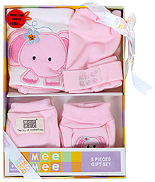 Mee Mee Gift Set - 5 Pieces
