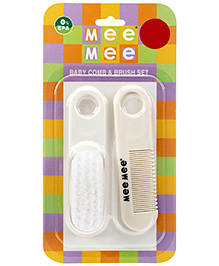 Mee Mee Baby Comb And Brush Set