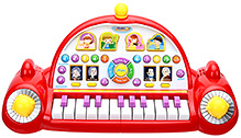Mee Mee Melody Box Piano - Red