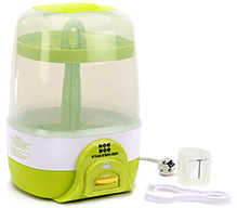 Mee Mee Steam Sterilizer - Green