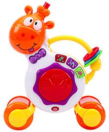 Mee Mee Amusing Animal Musical Toy