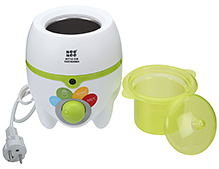 Mee Mee 2 in 1 Warmer - White And Green