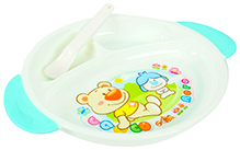 Mee Mee Joyful Compartment Plate